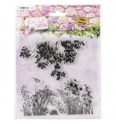 Clear Stamps English Garden - StuidoLight