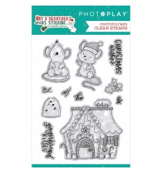 Clear Stamps Not a Creature was Stirring - Photo Play