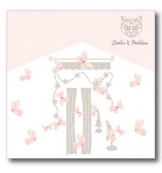 Stanzschablonen Weihnachtsfenster Innendekoration - Charlie & Paulchen