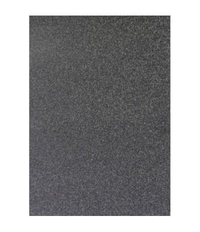 Glitter Papier schwarz, selbstklebend, A4 - Artoz