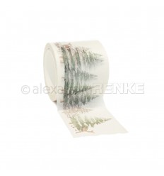 Washi Tape Nussknacker rot - Alexandra Renke