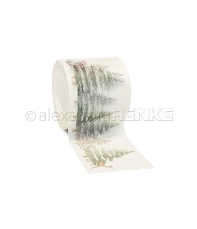 Washi Tape Winter Forest - Alexandra Renke