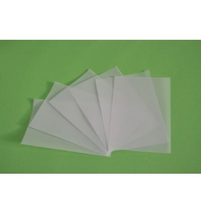 Transparentpapier (Vellum), A4 , 25 Stk. - FK