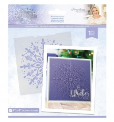 Prägeschablone Frosted Elegance - Crafters Companion