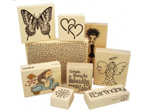 Rubber Stamps & Accesories
