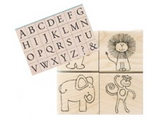 Rubber Stamps Sets