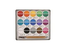 Kreide Farbpalette Chalks