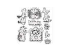 Animaux Clear Stamps