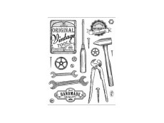 Diverse Clear Stempel