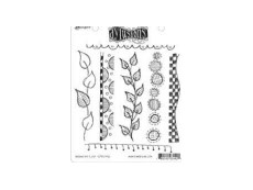 Dylusions Cling Stempel