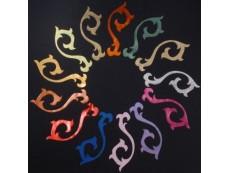 Bügelfolie Flex Metallic / Glitzer
