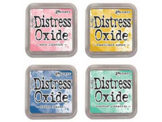 Tim Holtz Distress Oxide Stamp Pads