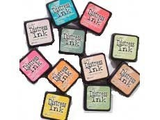 Distress Ink Mini Stamp Pads