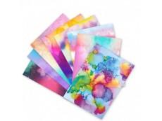 Multi color flex foils