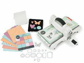 Sizzix Big Shot & Cuttlebug